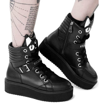 scarpe con cuneo donna - KEIKO KITTY - KILLSTAR, KILLSTAR