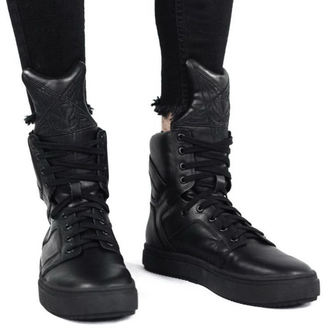 scarpe da ginnastica alte unisex - Killin' It High Tops - KILLSTAR, KILLSTAR