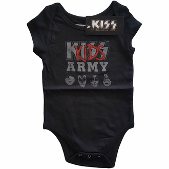 Body da bambini Kiss - Kids Army - ROCK OFF, ROCK OFF, Kiss