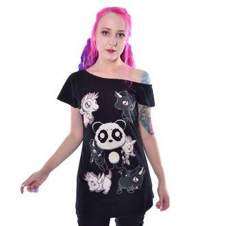 t-shirt donna - KILLER UNICORNS - KILLER PANDA, KILLER PANDA