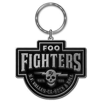 Portachiavi (ad anello) Foo Fighters - Est. 1995 - RAZAMATAZ, RAZAMATAZ, Foo Fighters