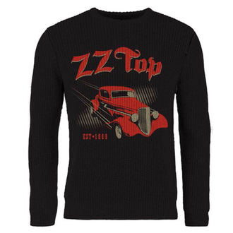 Maglione Uomo ZZ TOP - ELIMINATOR - PLASTIC HEAD, PLASTIC HEAD, ZZ-Top