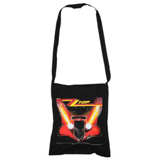 borsa ( borsa ) ZZ Superiore - Eliminator - LOW FREQUENCY, LOW FREQUENCY, ZZ-Top