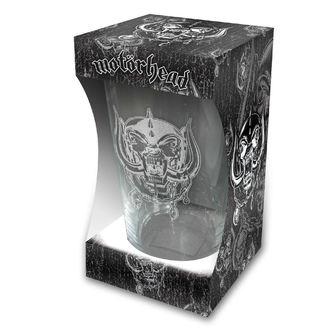 Bicchiere Motörhead - Warpig Etched Print - RAZAMATAZ, RAZAMATAZ, Motörhead