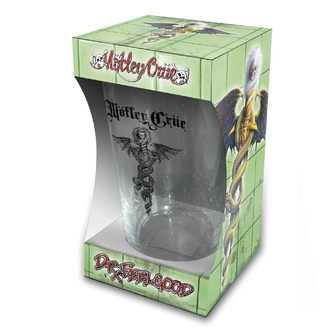 Bicchiere Mötley Crüe - 'Dr Sentirsi bene - RAZAMATAZ, RAZAMATAZ, Mötley Crüe