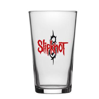 Bicchiere Slipknot - Logo - RAZAMATAZ, RAZAMATAZ, Slipknot