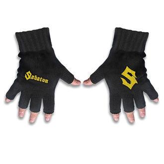 guanti senza dita Sabaton - Logo - RAZAMATAZ, RAZAMATAZ, Sabaton