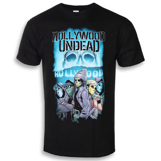 t-shirt metal uomo Hollywood Undead - CREW - PLASTIC HEAD, PLASTIC HEAD, Hollywood Undead