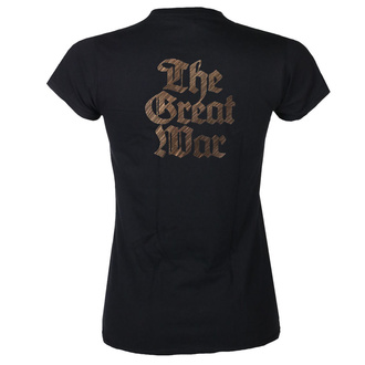 t-shirt metal donna Sabaton - TGW Hatching - NUCLEAR BLAST, NUCLEAR BLAST, Sabaton