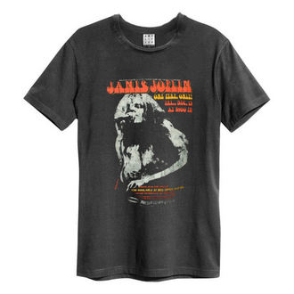 t-shirt metal uomo Janis Joplin - MADISON SQUARE GARDENS - AMPLIFIED, AMPLIFIED, Janis Joplin