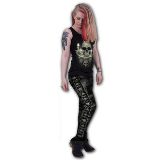 pantaloni (ghette) SPIRAL - CAMO-SKULL, SPIRAL