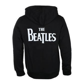 felpa con capuccio uomo Beatles - Drop T Logo - ROCK OFF, ROCK OFF, Beatles