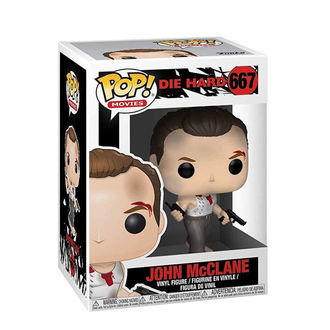 figura Deadly trap (Morire Difficile) - POP! - John McClane, NNM