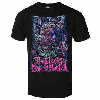 Maglietta da uomo Black Dahlia Murder - Wolfman - Nero, NNM, Black Dahlia Murder