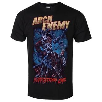 Maglietta metal da uomo Arch Enemy - Bloodstained Cross - ART WORX, ART WORX, Arch Enemy