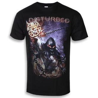 t-shirt metal uomo Disturbed - Vortex - ROCK OFF, ROCK OFF, Disturbed