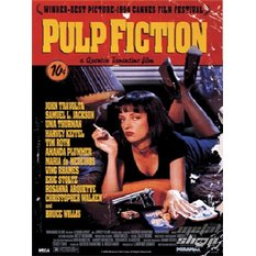 immagine 3D Pulp Fiction (One-sheet) - PPL70031, PYRAMID POSTERS