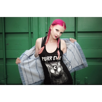 top donna KILLSTAR - fusa Evil, KILLSTAR