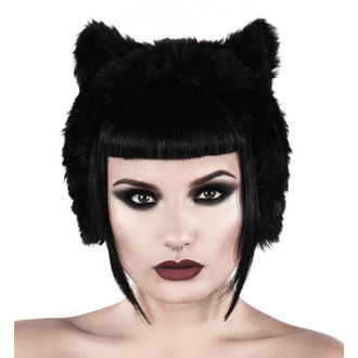 paraorecchie KILLSTAR - Le Chat Noir Ear Muffs - Nero, KILLSTAR
