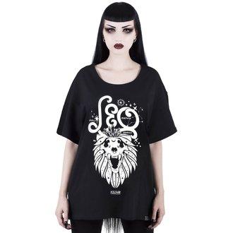 t-shirt donna - Leo - KILLSTAR, KILLSTAR