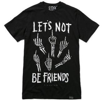 t-shirt unisex - Let's Not - KILLSTAR, KILLSTAR