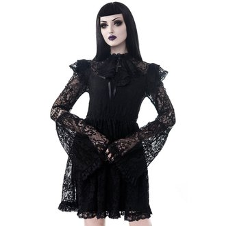 set (vestito + top) KILLSTAR - Liliana - NERO, KILLSTAR