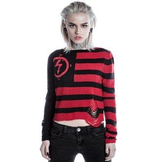 maglione da donna KILLSTAR - MARILYN MANSON - Piccolo Corno - Nero, KILLSTAR, Marilyn Manson