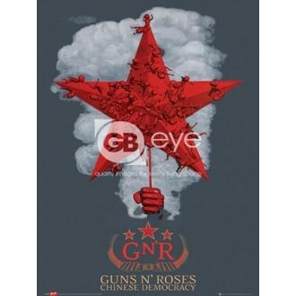 poster - Guns N' Roses cinese - LP1259, GB posters, Guns N' Roses