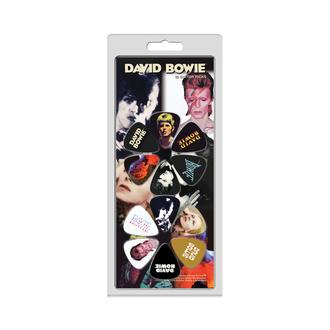 Plettri David Bowie - PERRIS LEATHERS, PERRIS LEATHERS, David Bowie