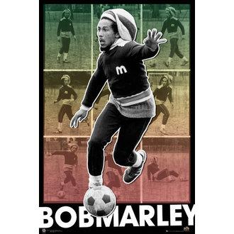 poster Bob Marley - Calcio Sos - GB Posters, GB posters, Bob Marley