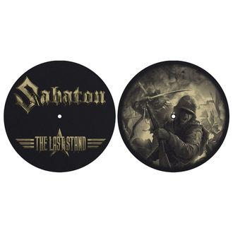 Tappetini per grammofono (set 2pcs) SABATON - THE LAST STAND - RAZAMATAZ, RAZAMATAZ, Sabaton