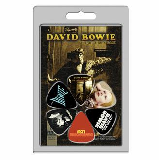 Plettri PERRIS LEATHER - David Bowie, PERRIS LEATHERS, David Bowie