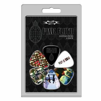 Plettri PERRIS LEATHER - Pink Floyd, PERRIS LEATHERS, Pink Floyd
