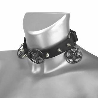 Collare per Stivale Cult con Cinturino, Leather & Steel Fashion
