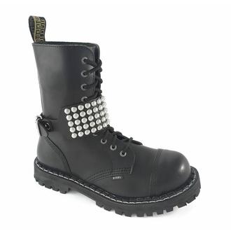 Collare / Decorazione per scarpe con borchie - bolla 5 - LSF3 17