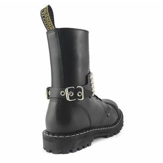 Collare / Decorazione per scarpe con borchie - bolla 5, Leather & Steel Fashion