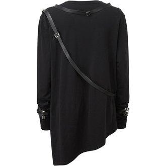 UNISEX Maglietta con maniche lunghe KILLSTAR - LUCAS - NERO, KILLSTAR
