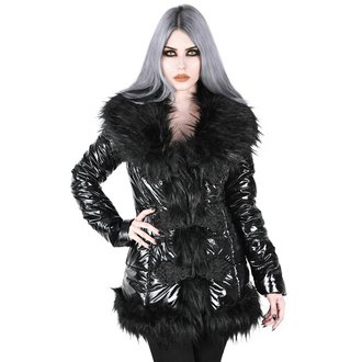 cappotto KILLSTAR - Lucine Puff - NERO, KILLSTAR