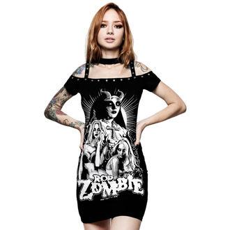 vestito KILLSTAR - Rob Zombie - Lussuria Per Morte - NERO, KILLSTAR, Rob Zombie
