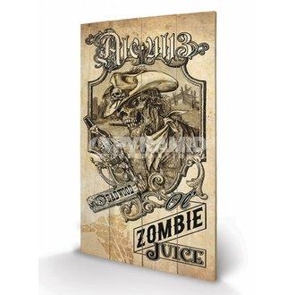 in legno immagine Alchemy (Zombie Succo) - Pyramid Posters, ALCHEMY GOTHIC