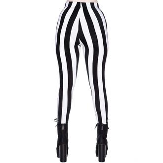 Pantaloni da donna (leggins) KILLSTAR - Lydia - STRISCIA, KILLSTAR