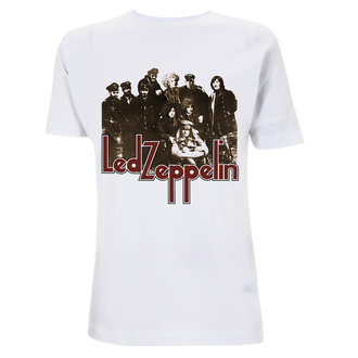 t-shirt metal uomo Led Zeppelin - LZ II Photo - NNM, NNM, Led Zeppelin