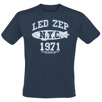 t-shirt metal uomo Led Zeppelin - NYC 1971 -, Led Zeppelin