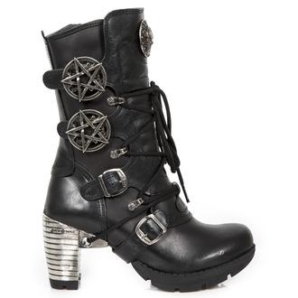 scarpe con il tacco donna - ITALI NEGRO, NOMADA NEGRO - NEW ROCK