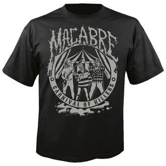 Maglietta MACABRE - Carnival of killers - NUCLEAR BLAST, NUCLEAR BLAST