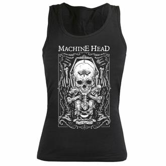 Canotta da donna MACHINE HEAD - Moth GIRLIE - NUCLEAR BLAST, NUCLEAR BLAST, Machine Head
