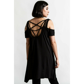 Maglietta da donna (top) KILLSTAR - Magick Penta - nero, KILLSTAR