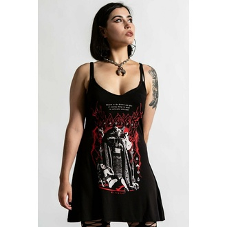 Pigiama da donna (camicia da notte) KILLSTAR - Magic Slip - Nero, KILLSTAR