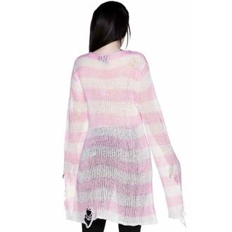 Maglione da donna KILLSTAR - Marshmallow - PINK, KILLSTAR