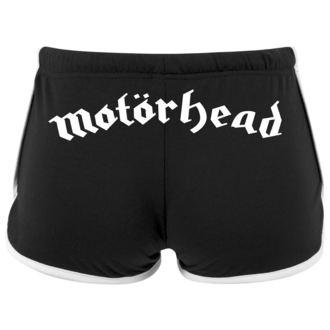 pantaloncini Motörhead - Logo - URBAN CLASSICS, NNM, Motörhead